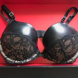 Victoria's Secret Intimates & Sleepwear - Faux Leather bra